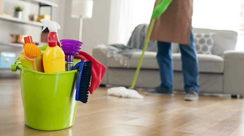 Clean Up Your Life With Our Maid & House Cleaning Services