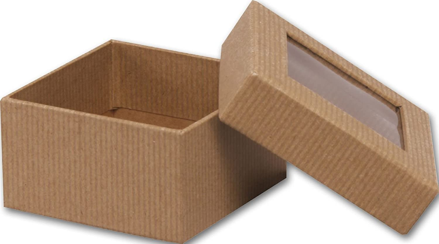 Provides protection[Kraft Boxes]