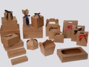 Eco-Friendly Kraft Boxes