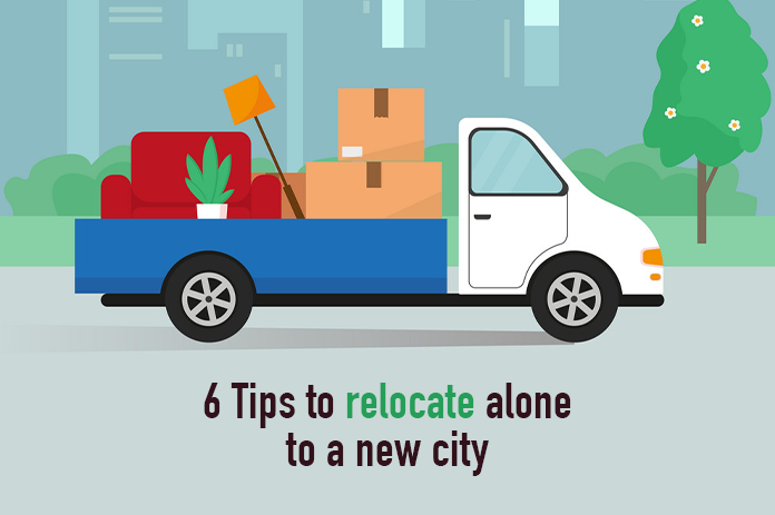 6 Tips to Relocate Alone to a New City