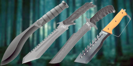 Best Quality Machete Knife For Hunting – Fierce Weapons