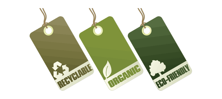 Is there a connection between organic fabrics and sustainability
