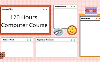 120 Hours Computer Course