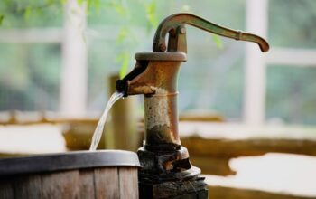 What is the effect of Water Pumps Donation on The poor Countries?